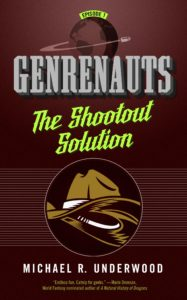 Genrenauts 1 - The Shootout Solution
